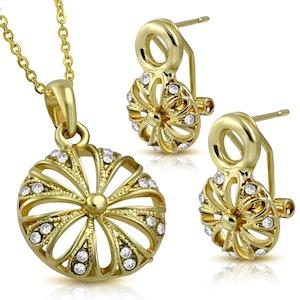 Smycke set 3 delar