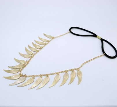 Hårband med vingar