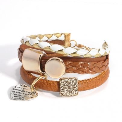 Armband med berlocker