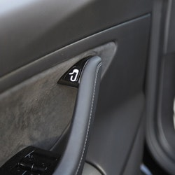 Dörrsymboler - stickers - Tesla Model 3