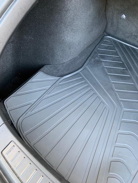Bagagematta bak - Tesla Model S