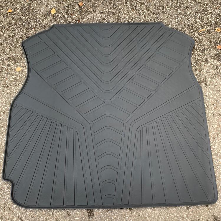 Bagagerumsmatta till Tesla Model X - fin passform