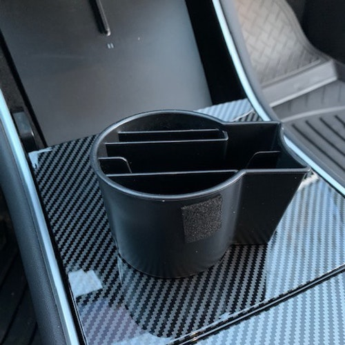 Insats mugghållaren - Tesla Model 3