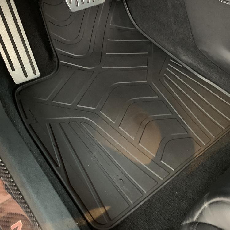Bilmattor - Tesla Model S