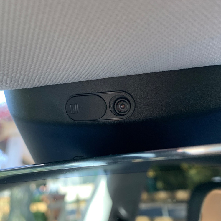 Kameraskydd - Tesla Model 3/Y