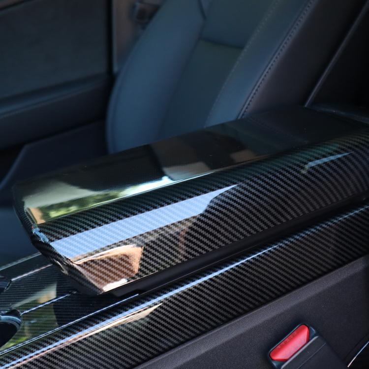 Armstöd carbon fiber, ABS - Tesla Model 3