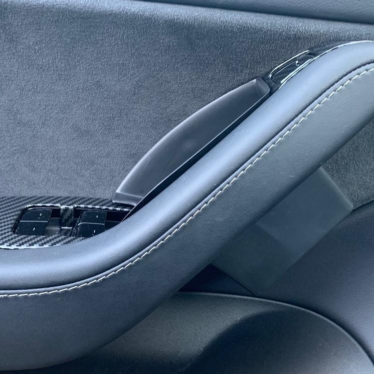 Förvaring t dörrarna, set om 4 - Tesla Model 3