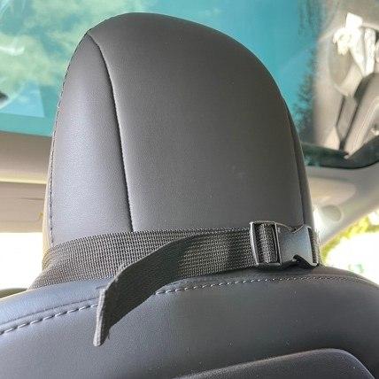 Sätesskydd - Tesla Model 3