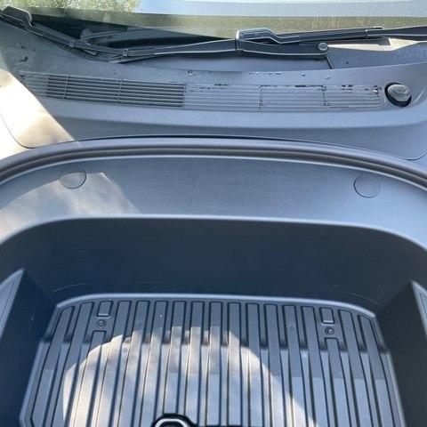 Silikonpluggar till frunken - set om 2 - Tesla Model 3 2021/Y
