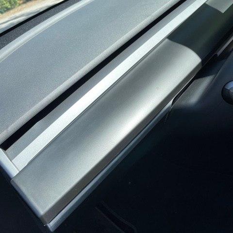 Paneler till instrumentbrädan, matt svart - Tesla Model 3/Y