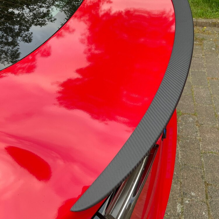 Spoiler carbon fiber - Tesla Model 3