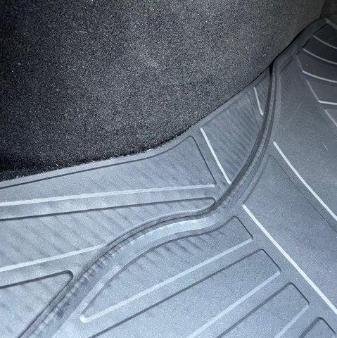 Bagagematta i gummi - Tesla Model S