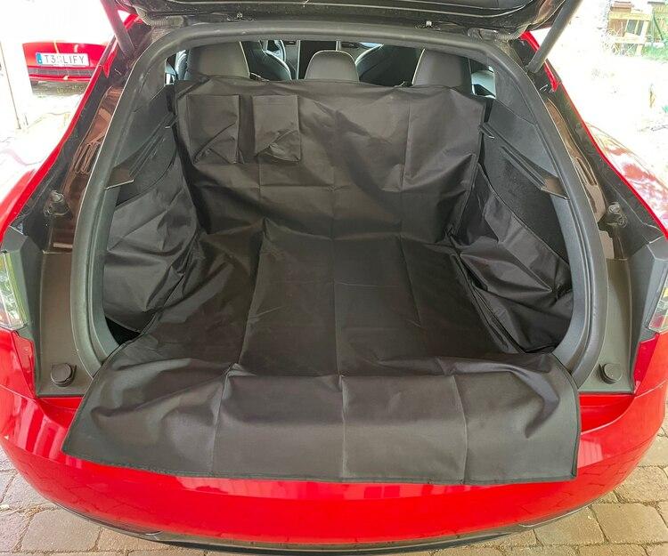 Bagageskydd - svart - Tesla Model S/X/Y