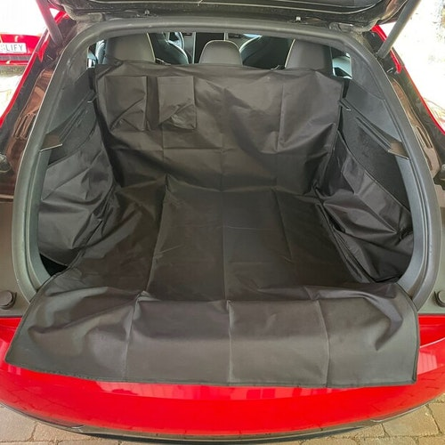Bagageskydd - svart - Tesla Model S/X