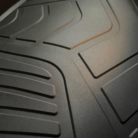 Gummimattor interiör - Tesla Model Y