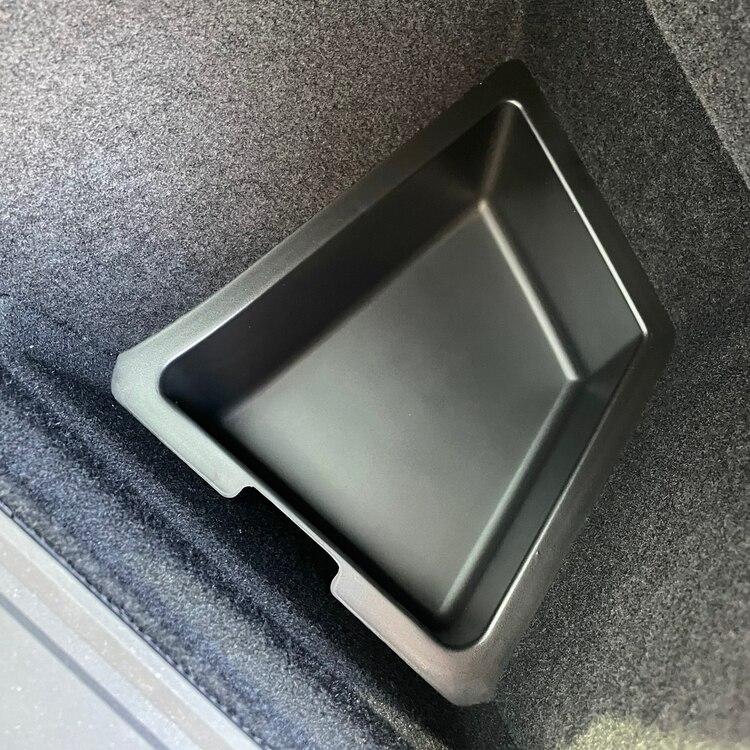 Förvaringslådor till bagageutrymmet - Tesla Model Y