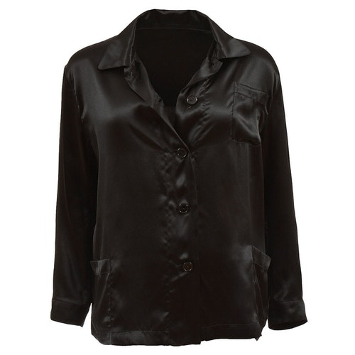 WOMEN'S PJ JACKET BLACK