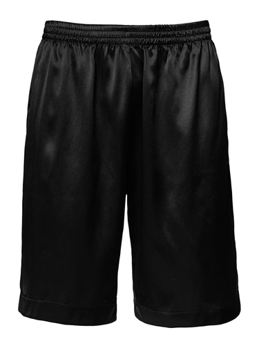 PJ SHORTS BLACK