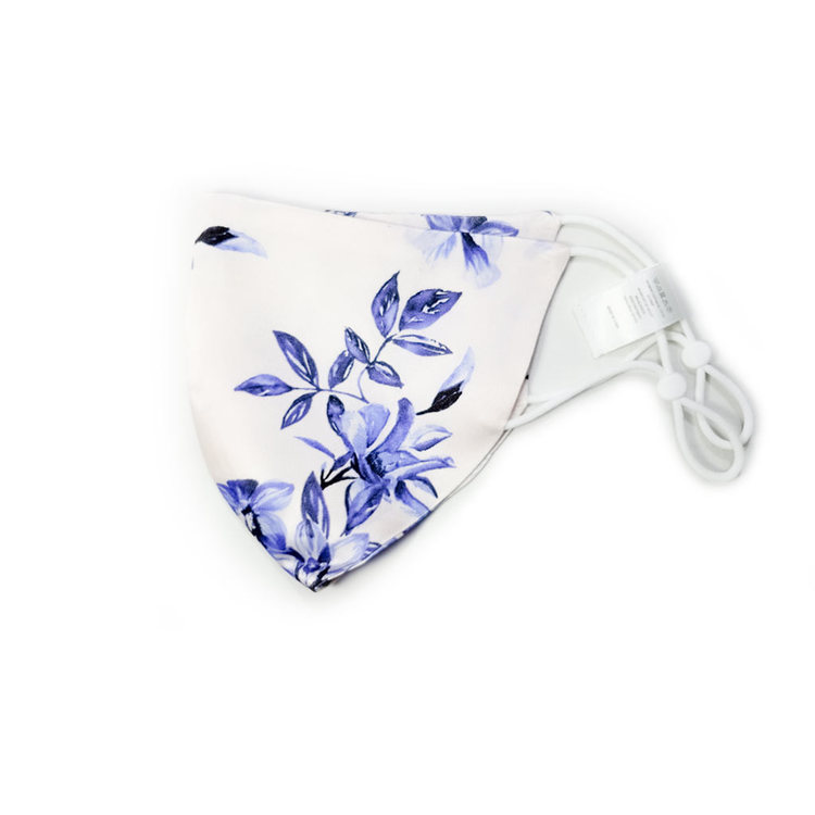 SILK MASK LIGHT FLORAL