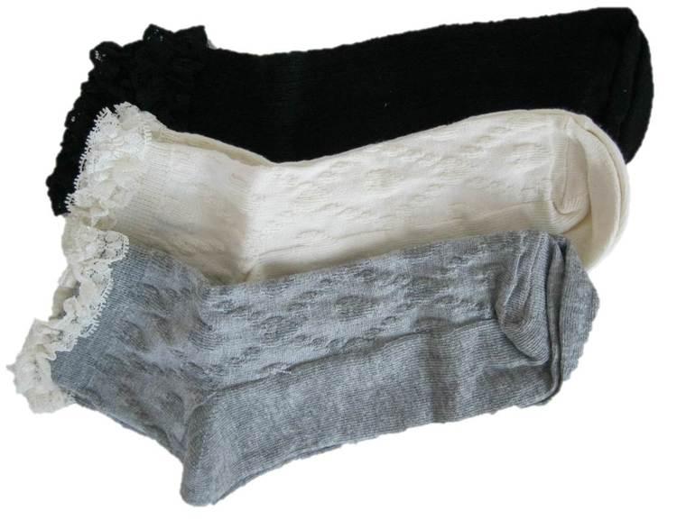 3 Par Högstaberg färgglada Strumpor-Socks 36-40