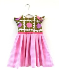 SIRI, klänning storlek 92