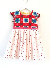 SIRI, klänning storlek 98
