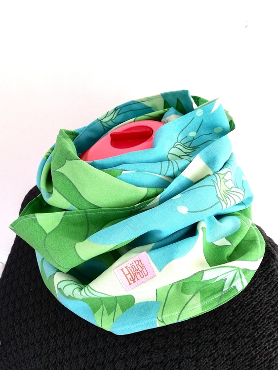 KRISTINA, infinity scarf