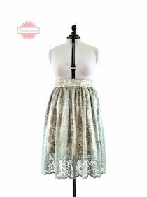 SARA, kjol med rynkad midja 90 cm