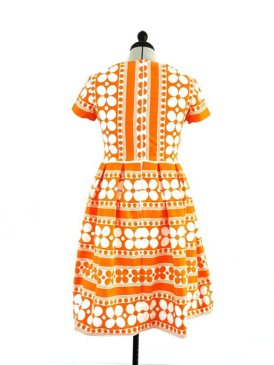 HILLEVI, klänning storlek M/L