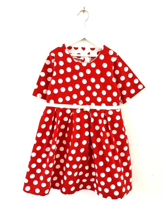 SIRI, klänning storlek 122