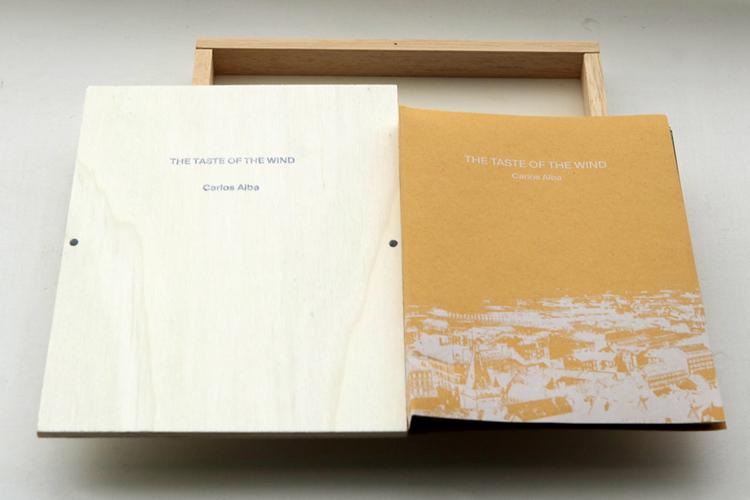 The Taste Of The Wind by Carlos Alba