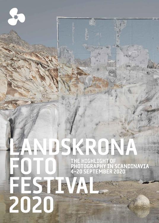 LANDSKRONA FOTO FESTIVAL 2020 POSTER