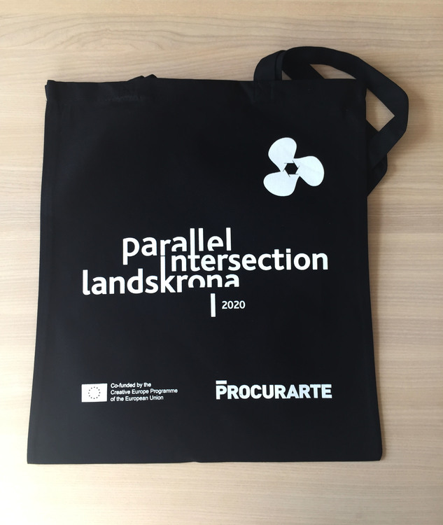 PARALLEL TYGKASSE / TOTE BAG