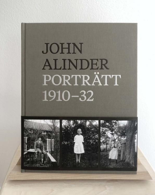 John Alinder Porträtt 1910-32