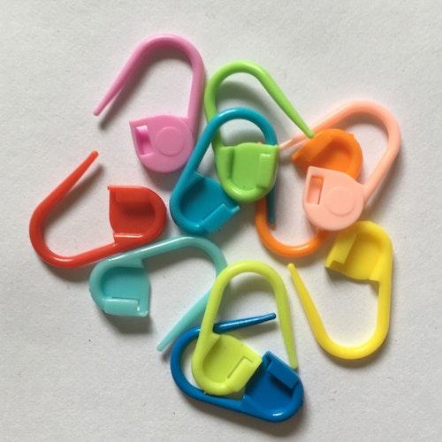 Plastmarkörer 15 st