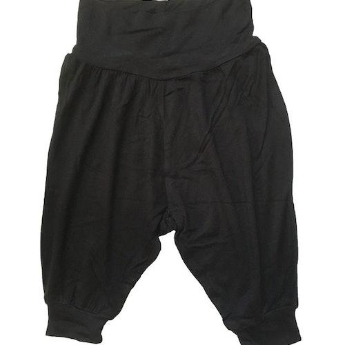Svarta byxor stl 62-86