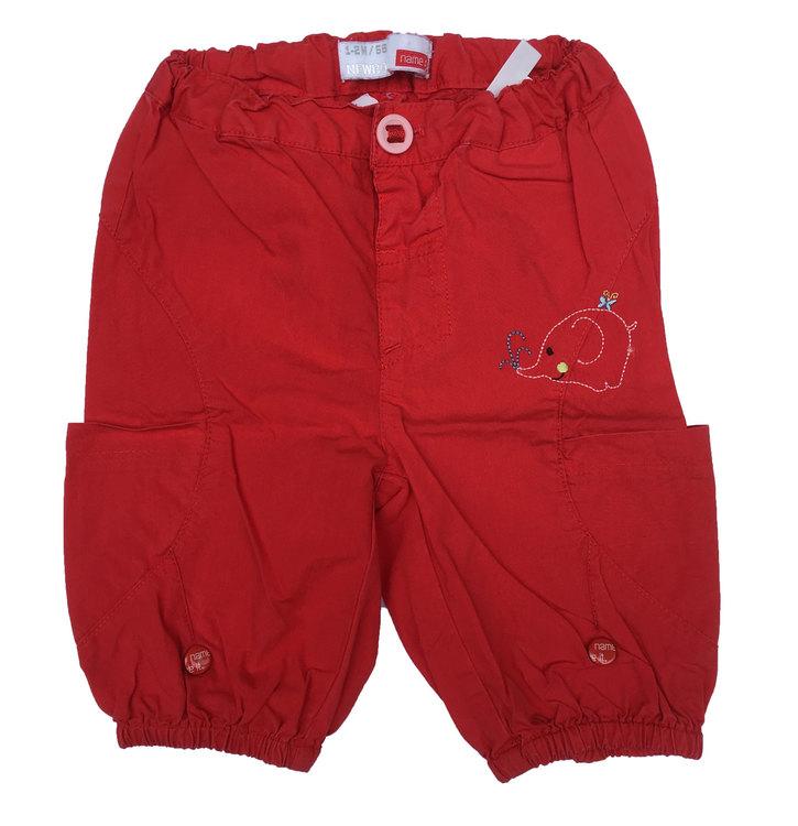 Röda byxor stl 56