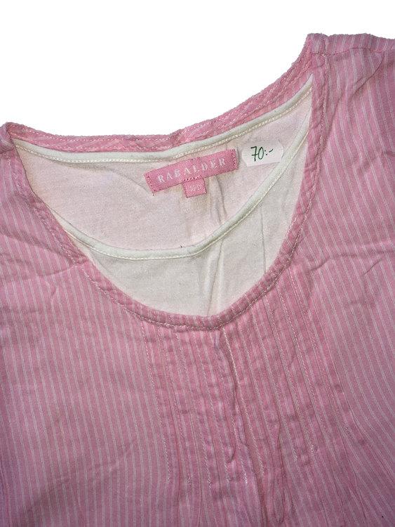 Rosa klänning stl 120