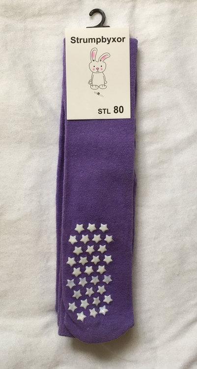 Strumpbyxor antihalk  lila stl 70-100