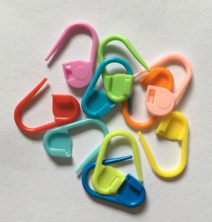 Plastmarkörer 10 st