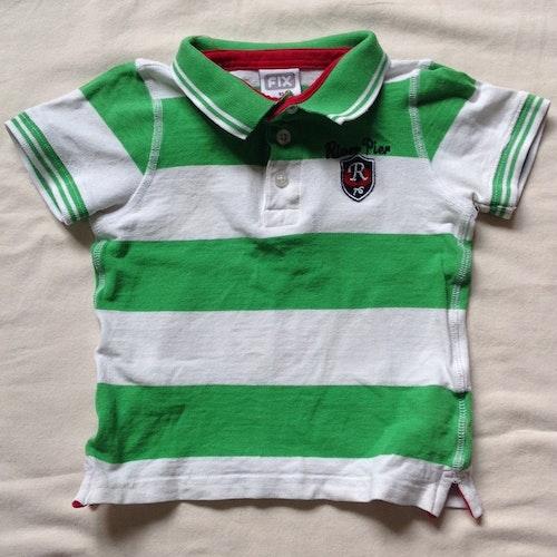 Grönrandig tröja stl 92