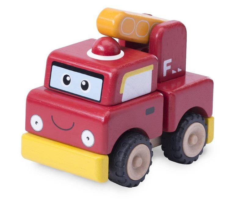 Bygg din brandbil