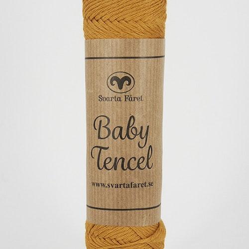 Baby Tencel Senapsgul