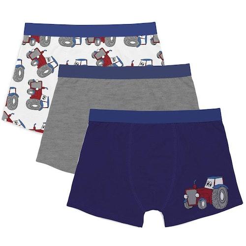 3-pack boxerkalsonger