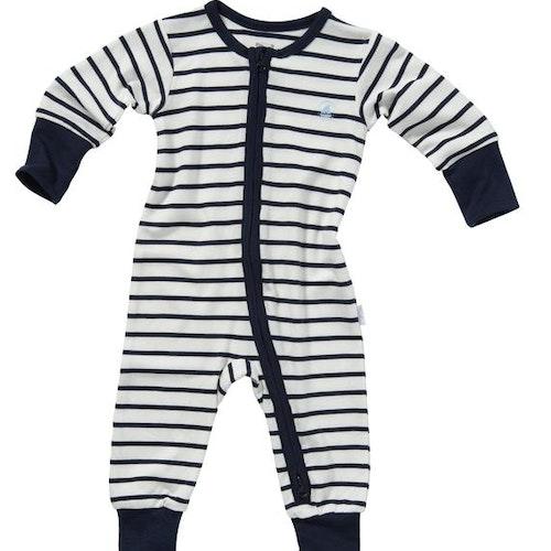Randig pyjamas stl 68