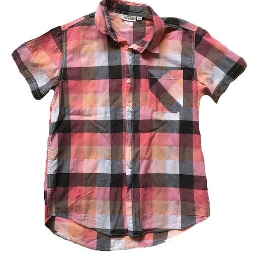 Rutig skjorta stl 152