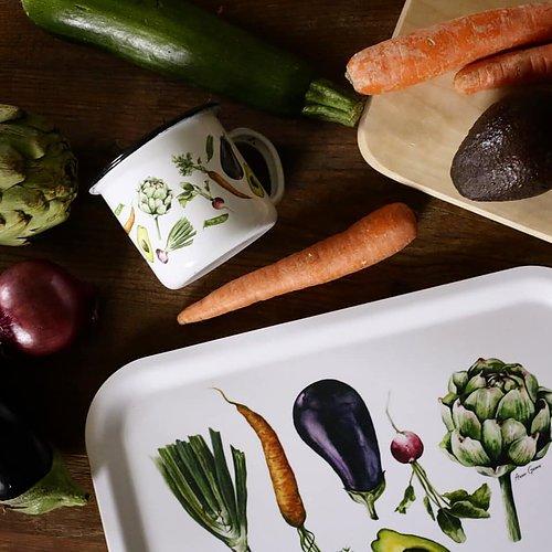 Bricka grönsaker