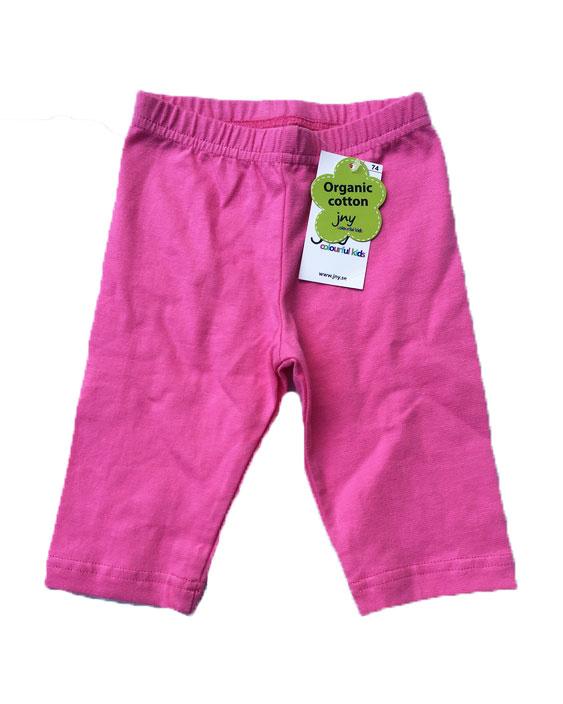 Rosa korta leggings stl 74