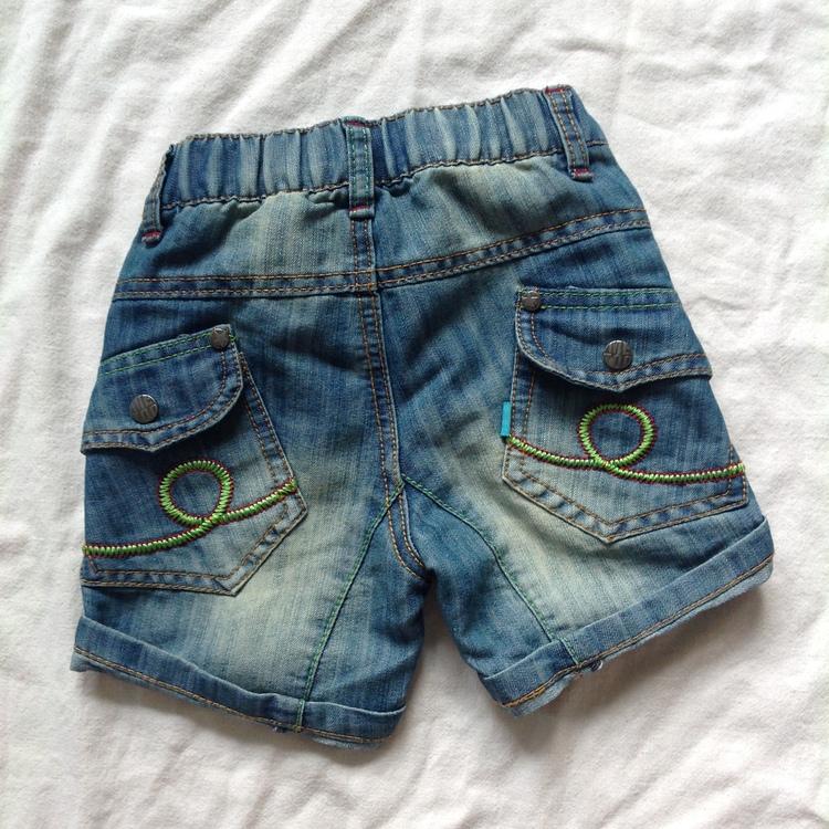 Jeansshorts stl 80