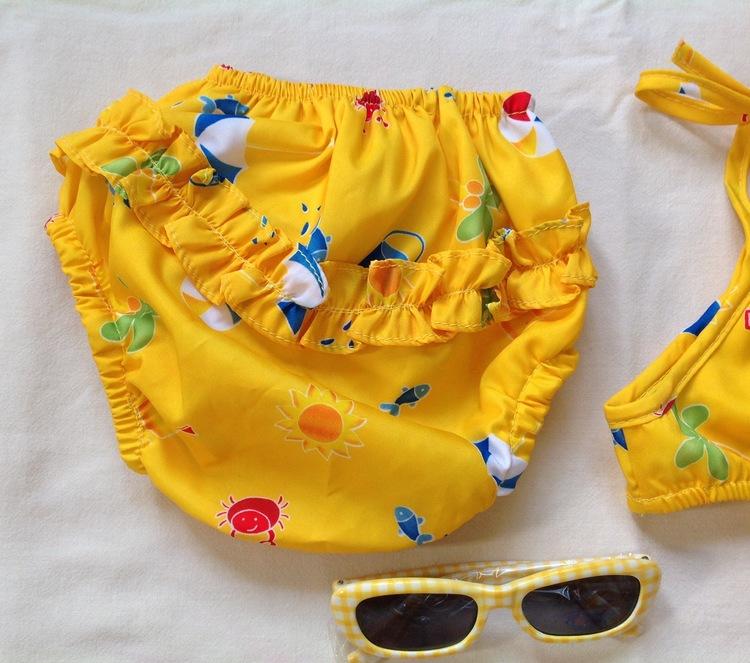 Badset gult 18 mån